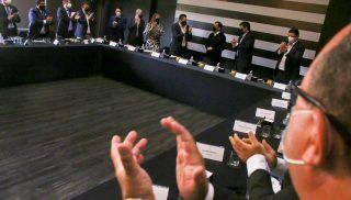 Reunião com os prefeitos do PSDB (2)